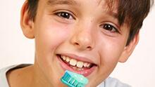 Egészséges fogak fogszabályozás alatt is
